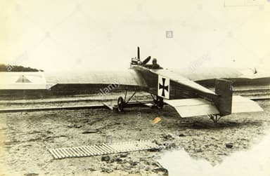 Junkers J 1 at Unknown Airfield