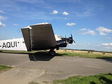 Junkers Ju 52/3m with Doppelflügel System