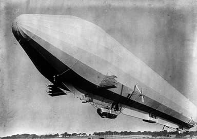 LZ 7 Deutschland (First Flown 1910)