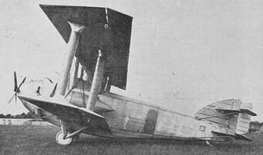 Later Version of Latécoère 4, Perhaps the Bomber
