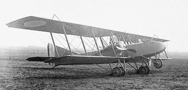 Letord Let.4 Reconnaissance Aircraft Also Used as a Bomber