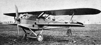 Levasseur PL.5 Carrier-Based Fighter Aircraft