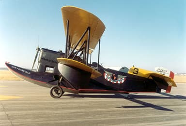Loening OA-1A USAF at National Museum of the United States Air Force
