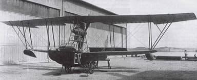 Lohner E number E17 (Circa 1914)