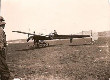 Martin-Handasyde 4B Dragonfly, Two Seater Version of Martin-Handasyde 3