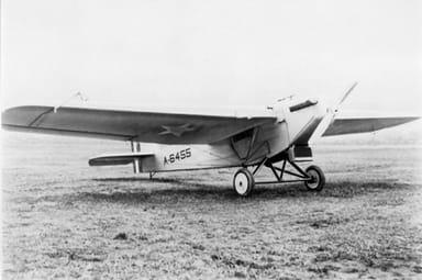 Martin MO-1 As Landplane