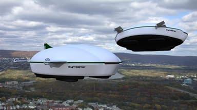 Millennium Airship SkyFreighter 2