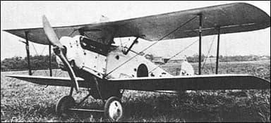 Mitsubishi 1MF Biplane Carrier Fighter