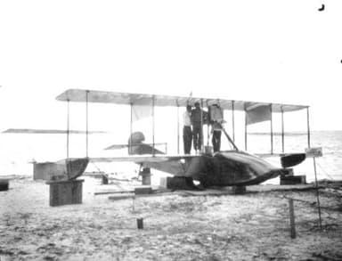 Model F Utility Flying Boat
