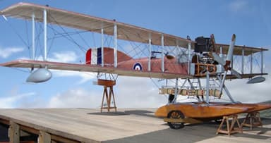 Modelers Impression: Sopwith Baby with Beaching Wheels