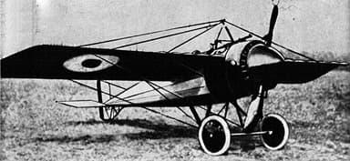 Morane-Saulnier Type N Monoplane
