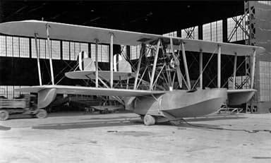 Naval Aircraft Factory TF-1 BuNo A5576, circa 1920