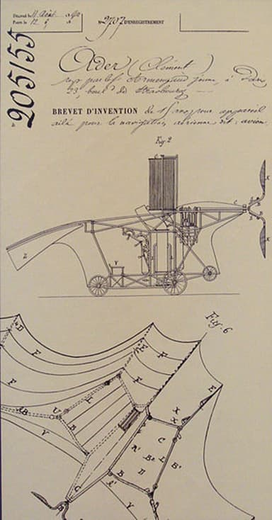 Patent Application for Avion II