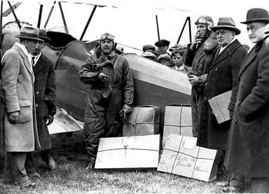 Peck had Loaded His Plane with Cases of Mull Scotch