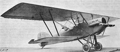 Potez 25 in L'Aérophile January 1926