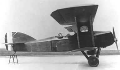 Potez 27 Reconnaissance Fighter Plane