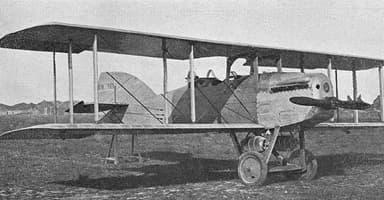 Potez XV in L'Aéronautique Magazine December, 1922
