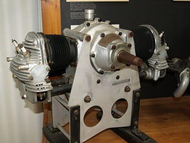 Preserved Bristol Cherub Engine (Dry Weight +/- 98 lb)