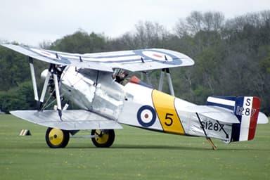 Replica Flycatcher at Imperial War Museum Duxford (Built 1977)