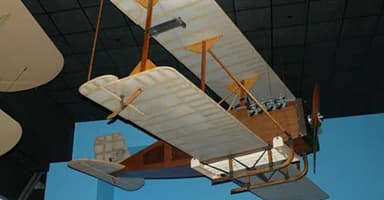 Replica of Hewitt-Sperry Automatic Airplane