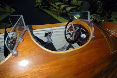 Restored Supermarine Southampton Wooden Fuselage at Royal Air Force Museum