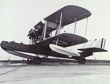Royal Australian Air Force Supermarine Southampton