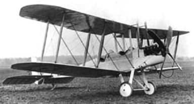 Royal Flying Corps B.E.2c