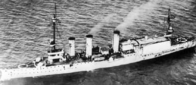 SMS Stuttgart After Conversion (1918)