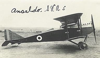 SVA.5 Primo Aircraft