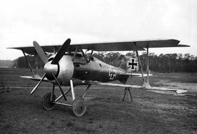 Siemens-Schuckert D.III (1918)