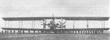 Siemens-Schuckert R.VIII Gotha Grossflugzeug (1918)