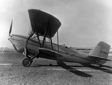 Slightly Larger Carrier 2 with 600 Horsepower Curtiss Conqueror Engine