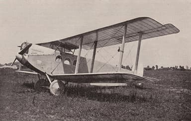 The Aero Letňany A.10 Biplane Airliner