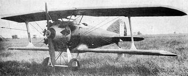 The Blériot-SPAD S.51 Biplane Fighter