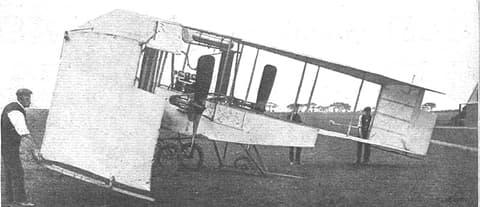 The Dunne D.5 Experimental Aircraft