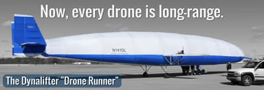 The Dynalifter - Drone Runner