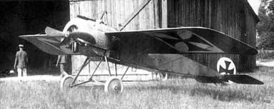 "The E.5/15"" Fokker Eindecker Production Prototype (July 1, 1915)"