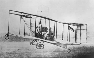 The First Sustained Flight in the UK on October 16, 1908