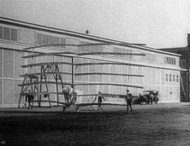The Gerhardt Cycleplane Ready for Fly