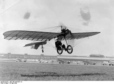 The Grade Monoplane Sports Aircraft