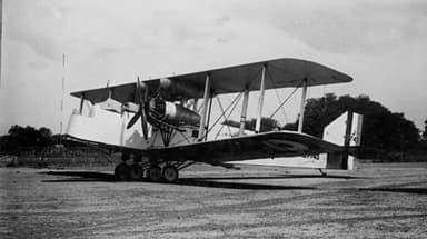 The Handley Page H.P.33/36 Hinaidi