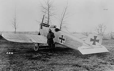 The Junkers J 7, Prototype of the J 9 / D.I