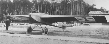 The Junkers J.1 'Blechesel'