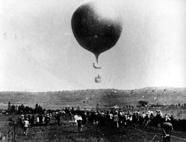 The Ladysmith Balloon: Siege of Ladysmith, 1899 to 1900