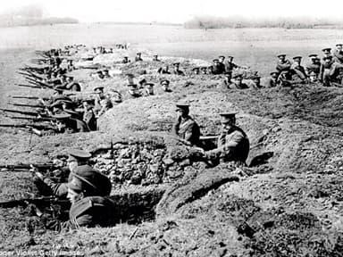 Trench Warfare Training (1916)