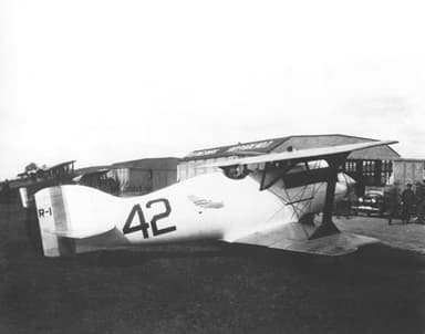 U.S. Army Air Corps Verville-Packard R-1 Racer