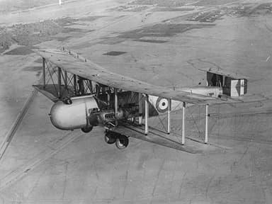 Vickers Type 56 Victoria Cargo Troop Carrier