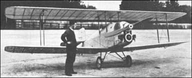 Vickers Viget for 1923 Lympne Light Aeroplane Trials