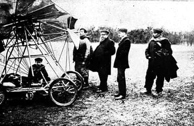 Vuia 1 Airplane (1906)