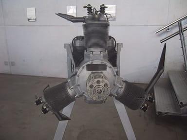 Wright Lawrence L4 Liston Engine